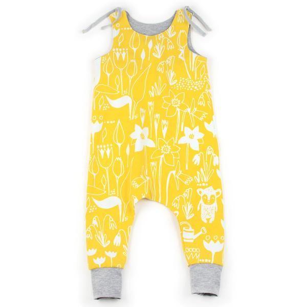 Harem romper : 85 | Sewing patterns | Pinterest | Babys und Nähen