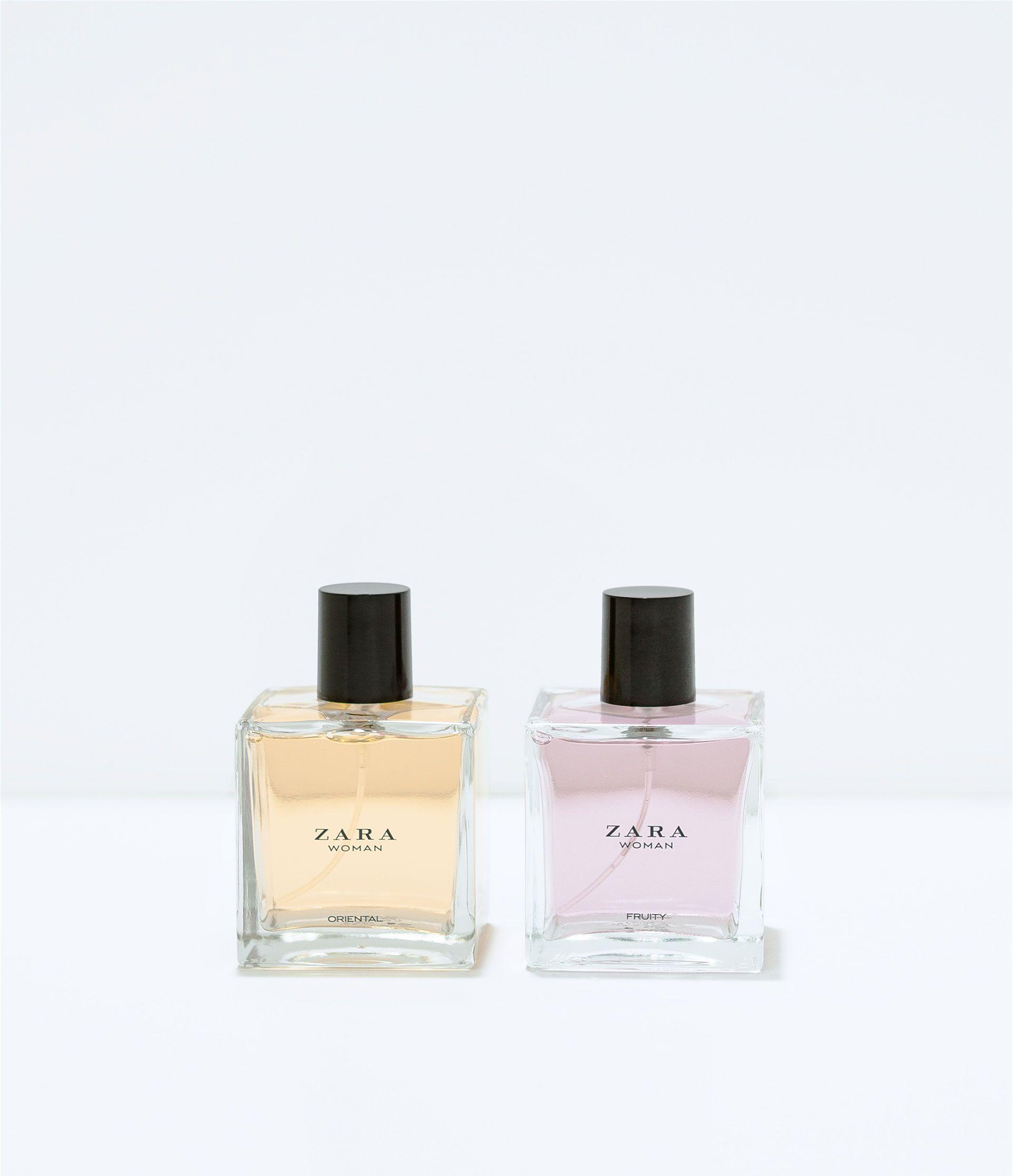 Image 1 Of Zara Woman Oriental Fruity Eau De Toilette 100 Ml From