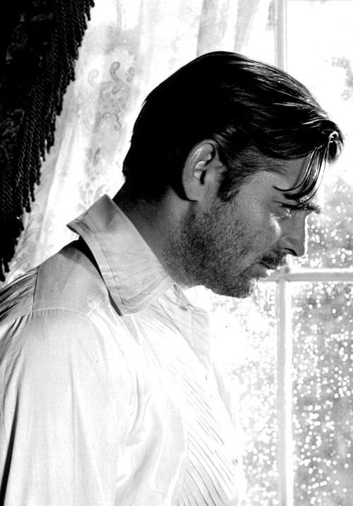 """Clark Gable, """"Gone With The Wind"""", 1939...the anguish"""