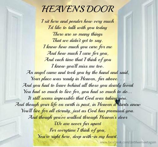 missing my husband in heaven Missing loved ones facebook