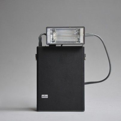 Braun F 655 flash unit