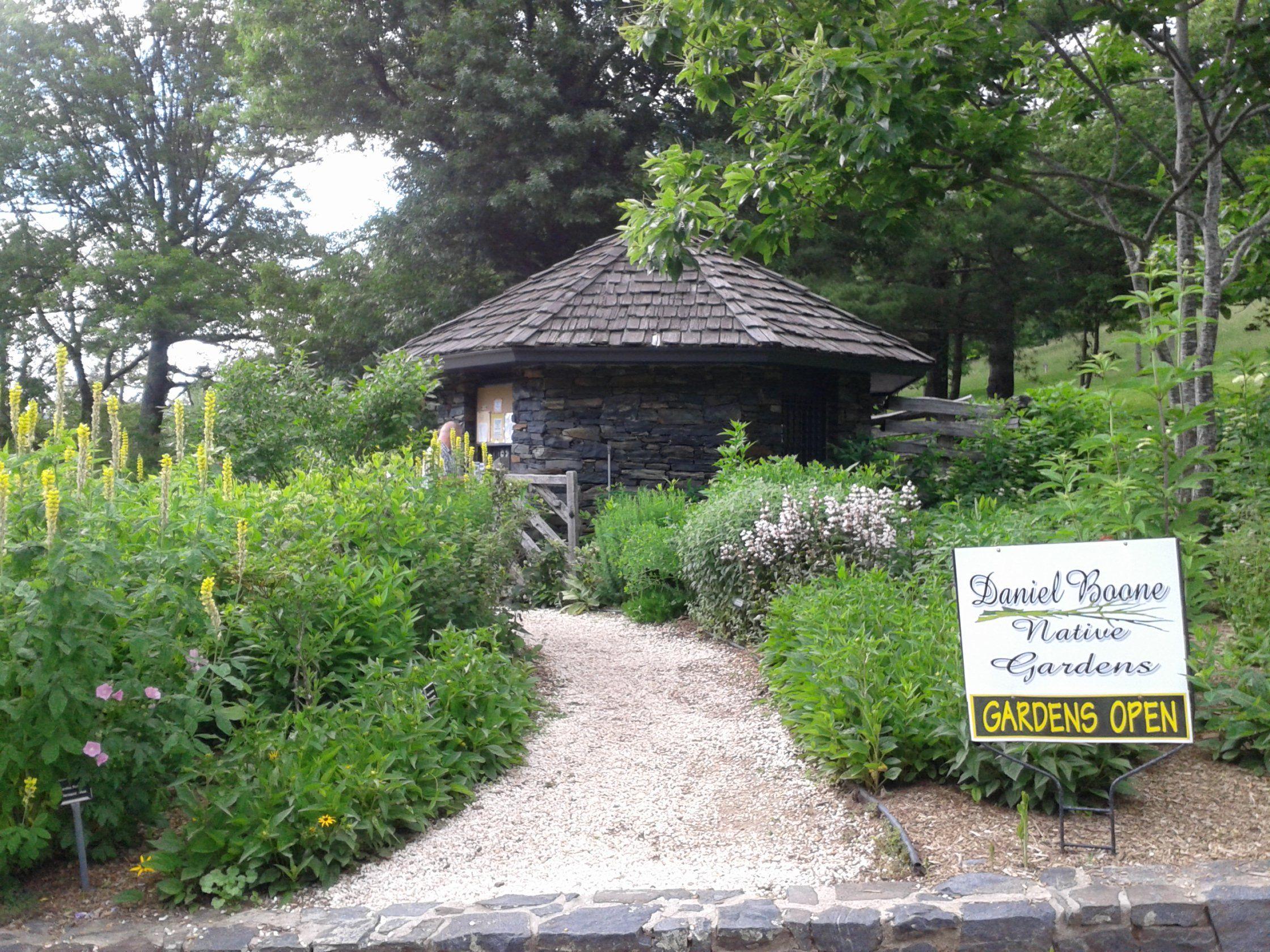 Daniel Boone Botanical Garden In Boone North Carolina Vacations Pinterest Boone North