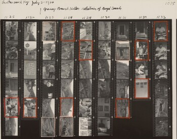 Grassy Branch Holler Relations Of Boyd Couch William Gedney Photographs And Writings Duke Digital Repository With Images Photographer Contact Sheet Digital
