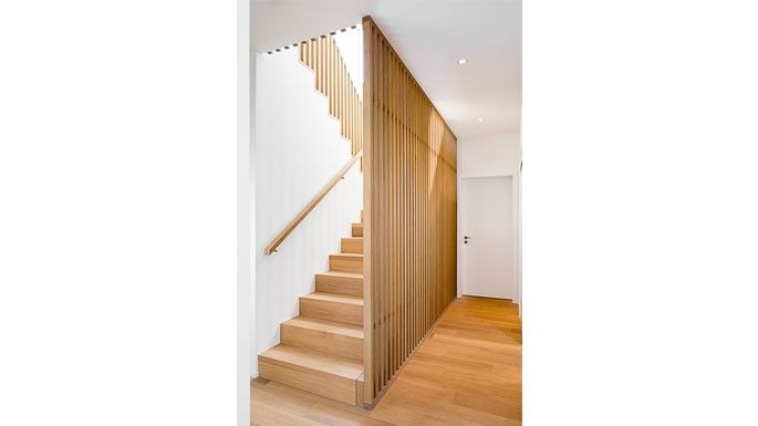 Treppenbau Voss oak stairs finished by treppenbau voss with rubio monocoat plus