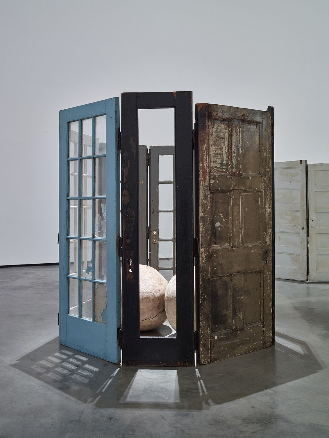 Louise Bourgeois: Structures of Existence – The Cells, Guggenheim ...