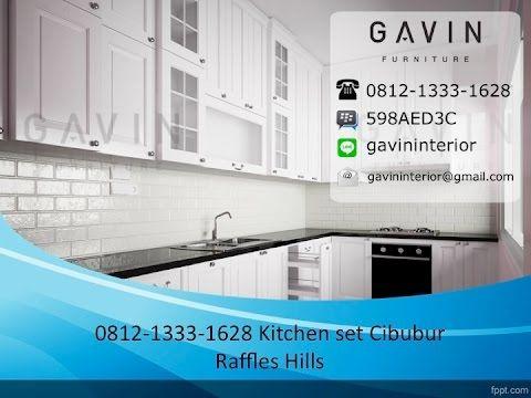 30 Desain Kitchen Set Minimalis By Gavin Di Jakarta | Kitchen set minimalis…