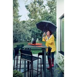 Photo of Fermob Cadiz 75cm bar stool licorice FermobFermob