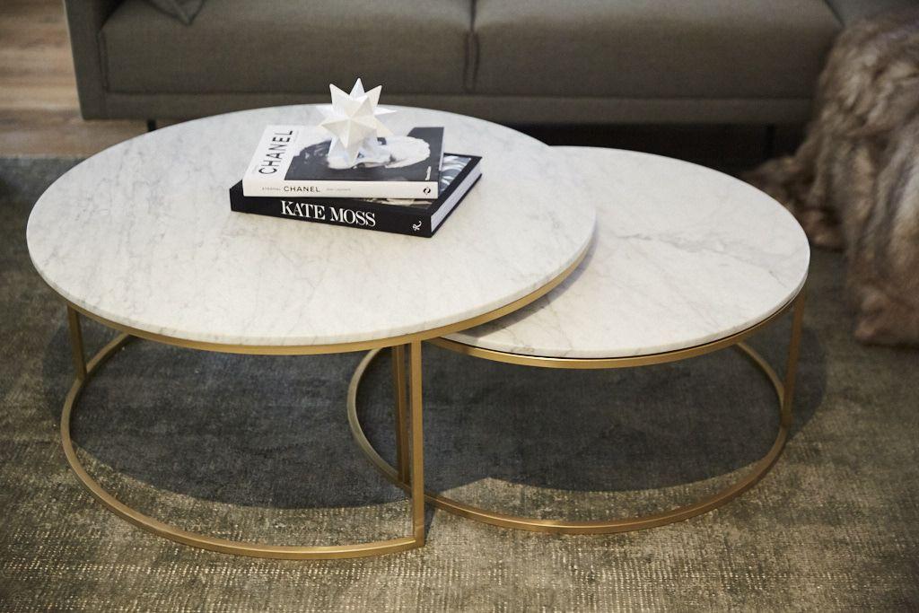 Elle Round Nest Marble Coffee Table Set Pre Order The Block Shop Round Coffee Table Sets Coffee Table Marble Coffee Table Set