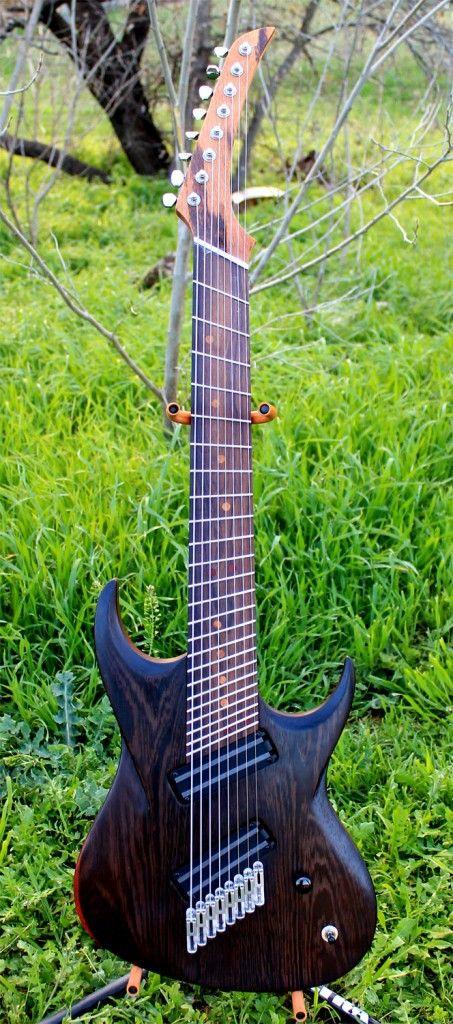 blackwater fanned fret 8 string guitar guitars guitar cool guitar jazz guitar. Black Bedroom Furniture Sets. Home Design Ideas