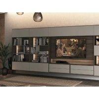 Photo of Parete attrezzata moderna L13 Colombini Casa