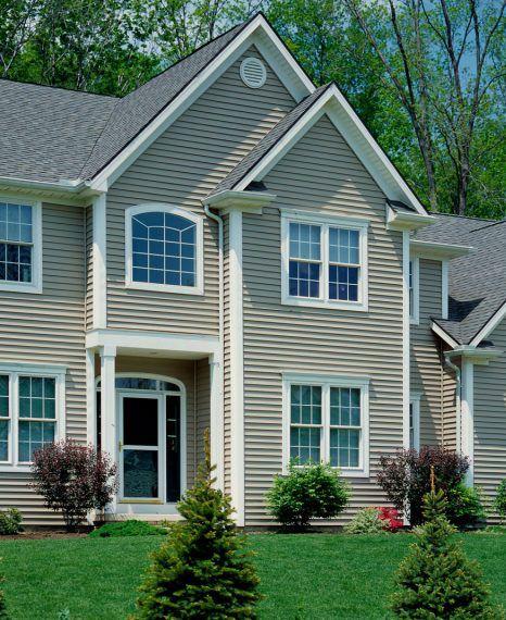 At Community Builders Of Little Rock We Provide Homeowners With Elite Cedar Ridge Composite Siding To Protect Their Homes Wi Composite Siding Siding Homeowner