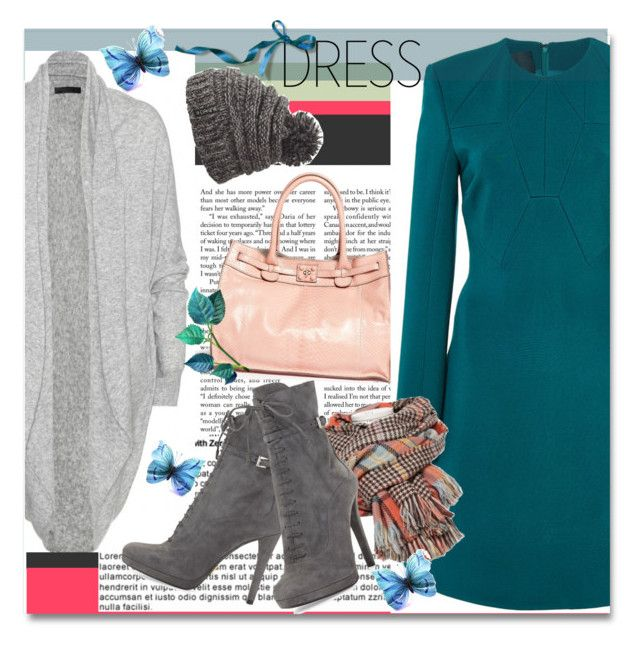 """""""I know all the rules sweetie..."""" by juliejones-333 ❤ liked on Polyvore featuring Zagliani, Cushnie Et Ochs, The Row, Prada, Dakine, polyvorecommunity, longsleevedress and polyvoreOOTD"""
