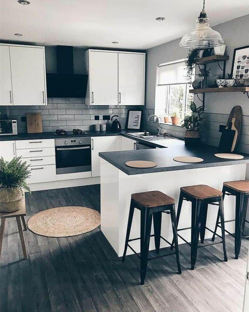 The Top 51 Kitchen Countertop Ideas - Interior Home and Design