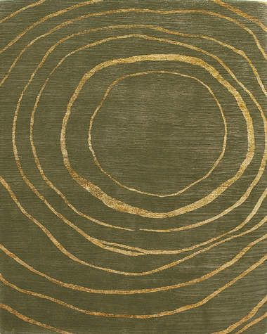 Rumors Wheat Chocolate Rug From The Green Leaf Rugs Collection At Modern Area