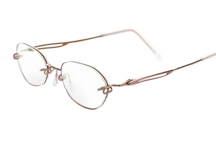 ef4b962bb4b Kazuo Kawasaki 638 Eyeglasses in 03 Bronze