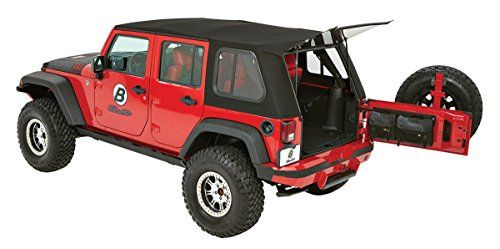 Bestop 5485317 Trektop Pro Hybrid Soft Top For Jk Unlimited 4door Click On The Affiliate Link Amazon Com On Soft Tops Jeep Wrangler Soft Top Jeep