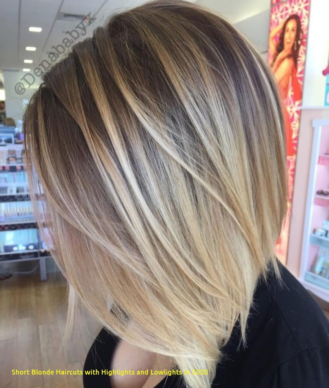 Brown Bob With Blonde Highlights Brown Hair With Blonde Highlights Brown Blonde Hair Blonde Highlights