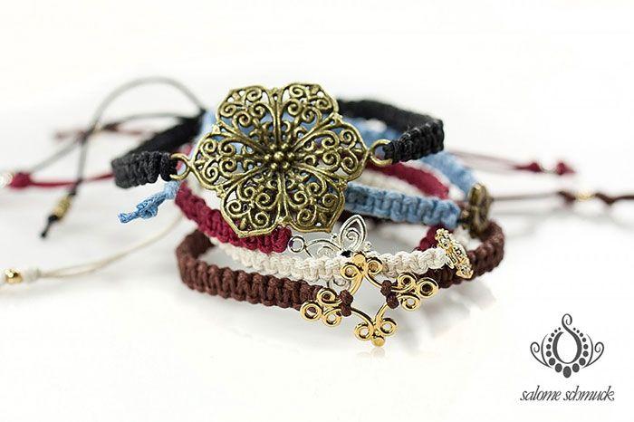 DIY-Makramee-Armband: Orientalischer Schmucktrend zum Selbermachen