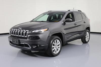 Awesome Jeep Cherokee Ltd 2015