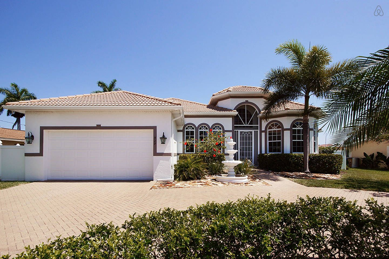 Villa mit Boot Cape Coral vacation rental in Cape
