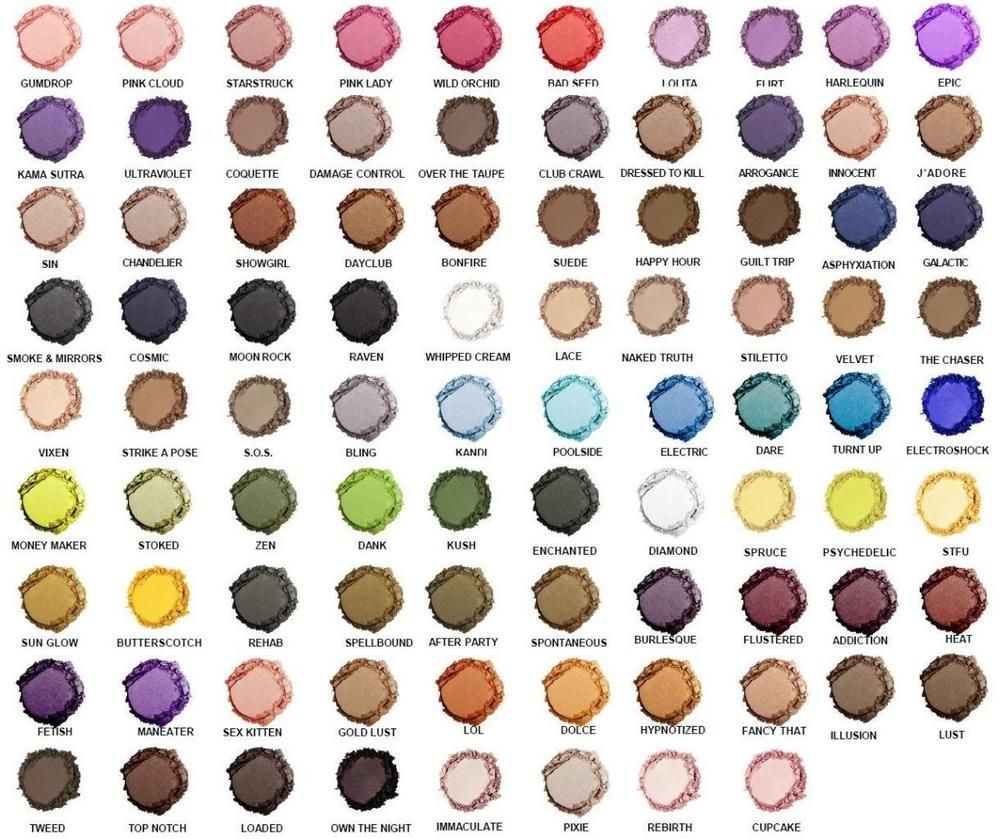 Nyx Hot Single Eye Shadow 100 Authentic Different Shades Choose