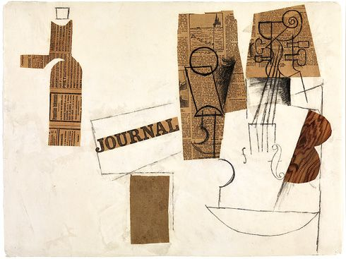 georges braque cubismo sintetico - Pesquisa Google Picasso and