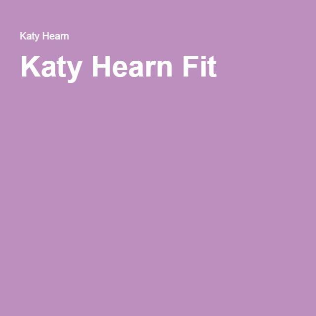 Contentideas: Katy Hearn, Katy Hearn Workout, Katy