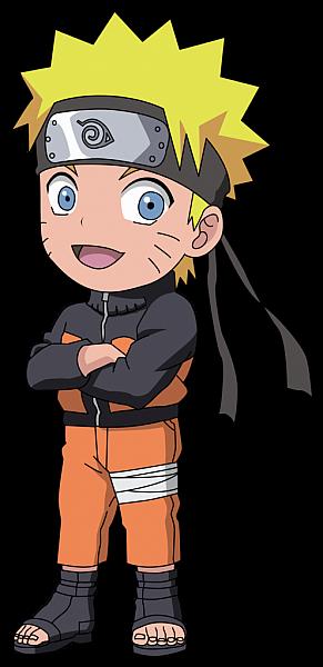 Naruto Free Clipart Chibi, Naruto desenho, Anime