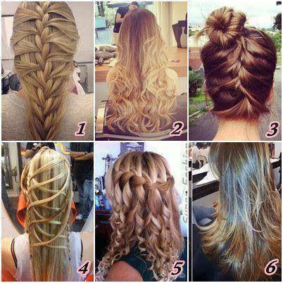Cute Fun Ways To Do Your Hair Hair Styles Hair Hair Hacks