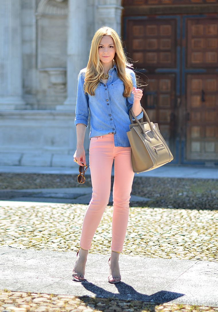 11fcbee726d Pastel jeans