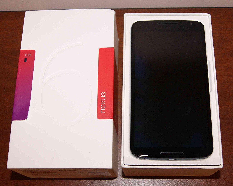 Google Nexus 6, Motorola, XT1103, 64GB, 5.9″, Unlocked