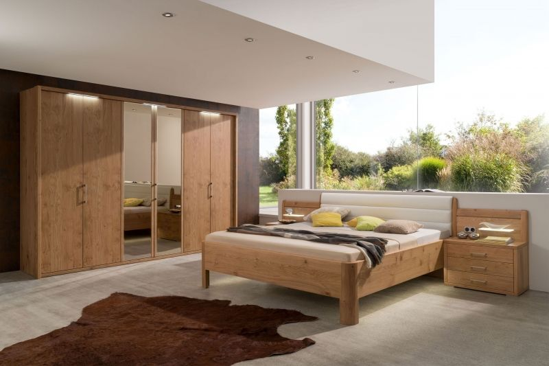 Schlafzimmermöbel Aus Massivholz Innatura