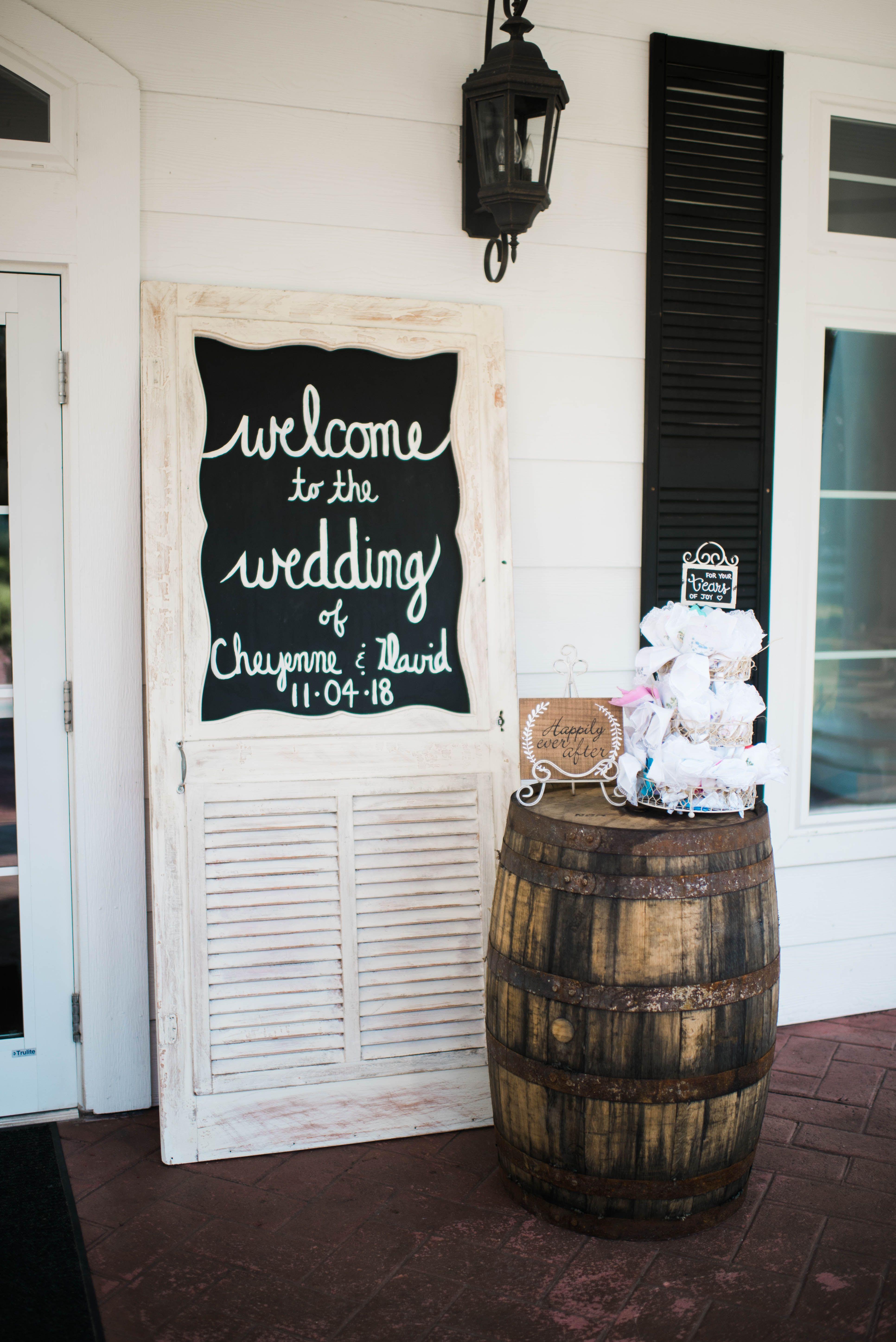 Magnolia Manor in 2020 Vintage wedding signs, Rustic