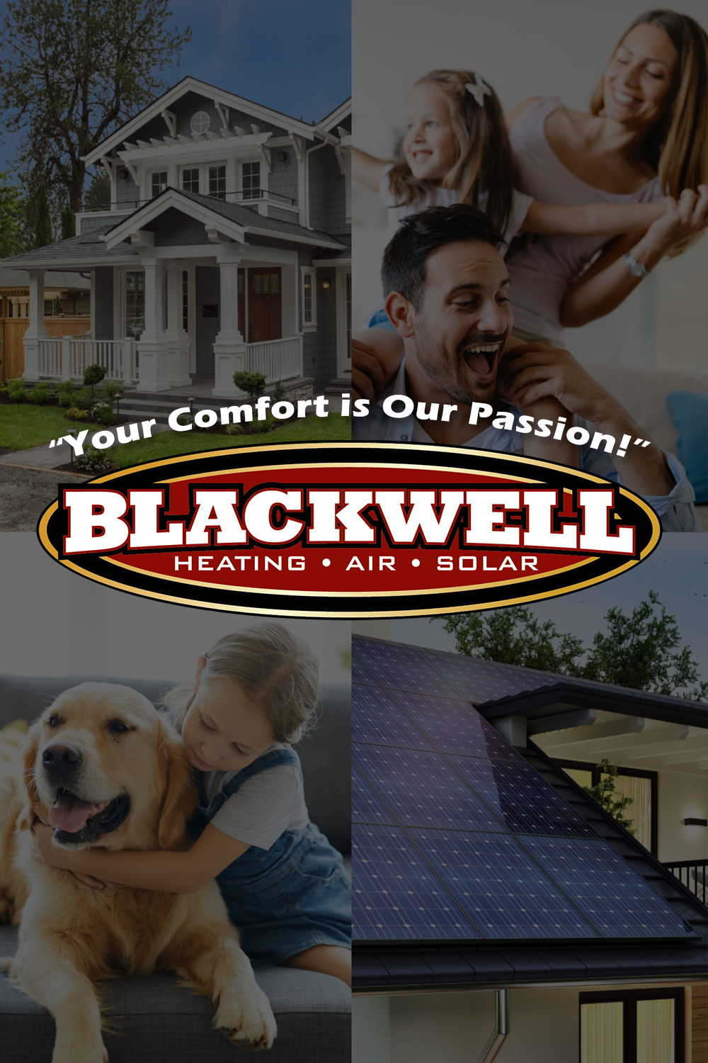 Your trusted Heating & Air Conditioning experts in the