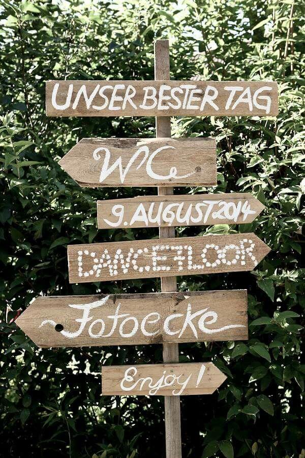 Photo of Inspirasjon Kleine høydepunkter zur Hochzeit