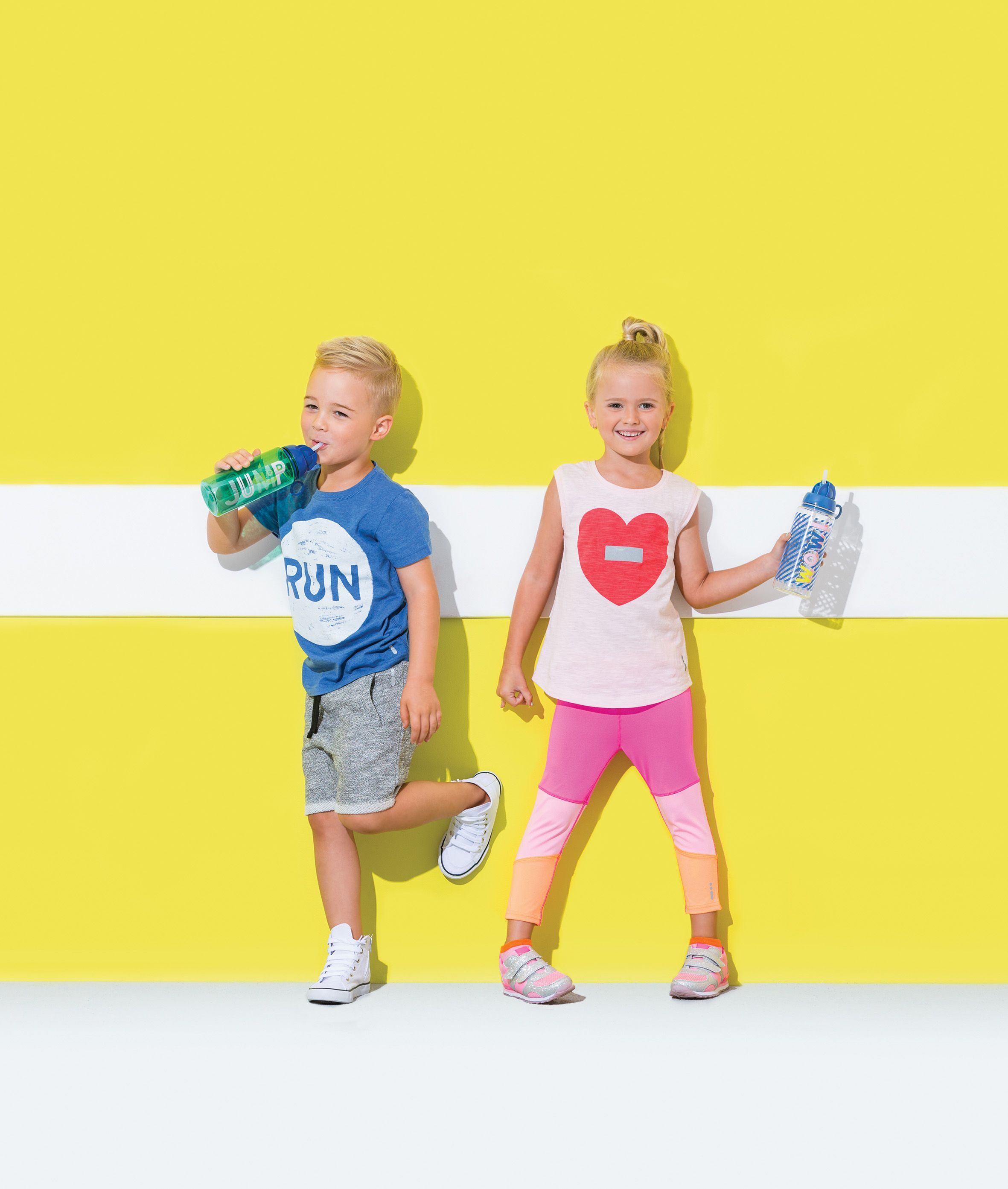 aaadde1649 Cotton On Kids Active Campaign 2016 // www.cottononkids.com | Girls ...
