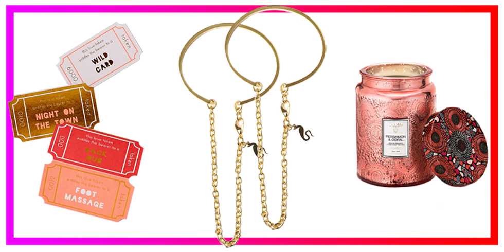 Most romantic gifts for her
