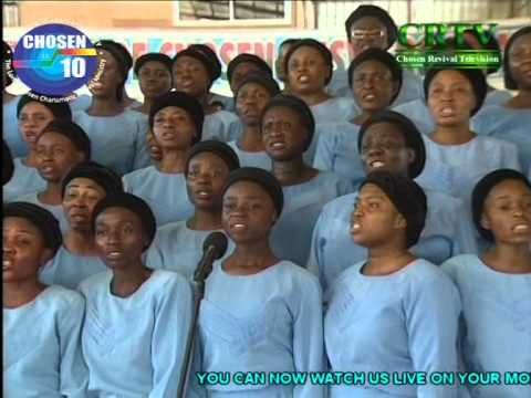 The Lord's Chosen Charismatic Revival Movement Adult Choir