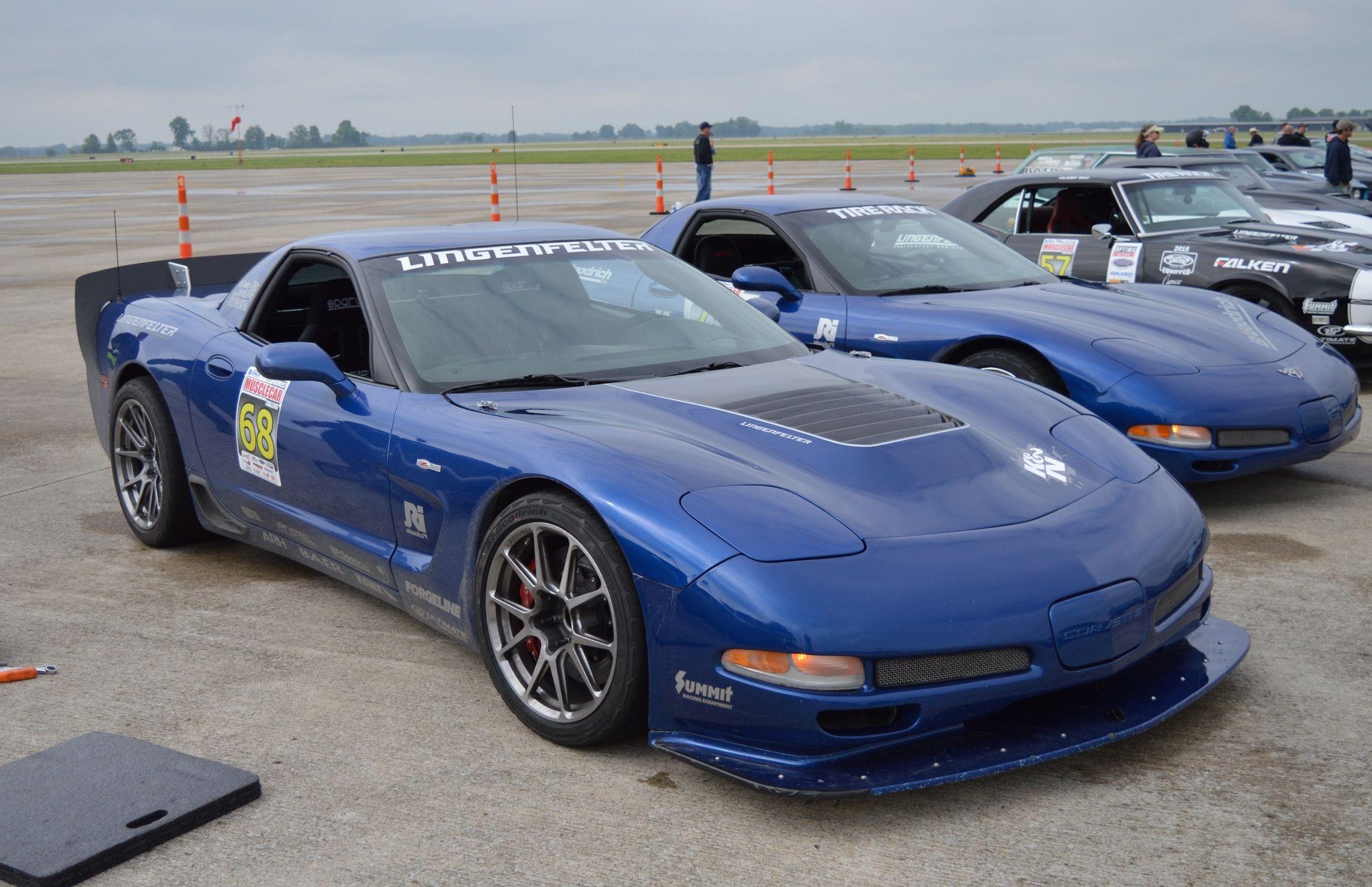 Danny Popp S Raft Motorsports C5 Corvette Z06 Is A Feared Legend It S Powered By A Lingenfelter Ls7 And Rides On Corvette Race Car Corvette Chevrolet Corvette