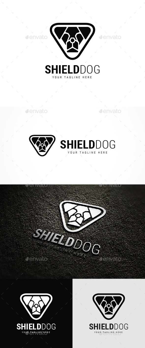 LOGO TEMPLATE : Logos are vector based built in Illustrator software ...