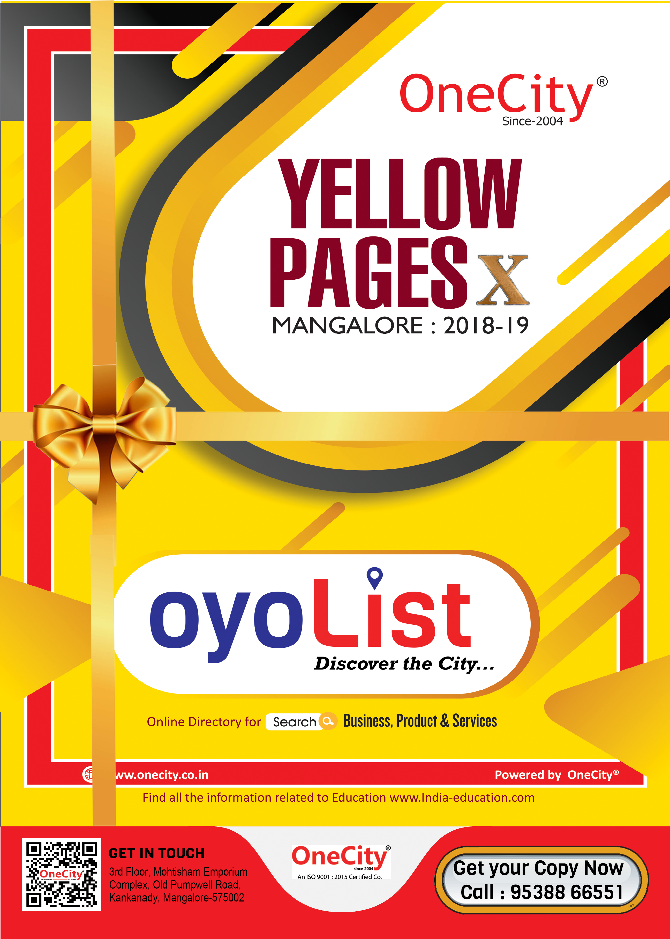 Hello Everyone Its Our Pleasure To Announce That Our Yellow Pages 10th Edition Is Successfully R Web Development Design Graphic Design Company Web Design