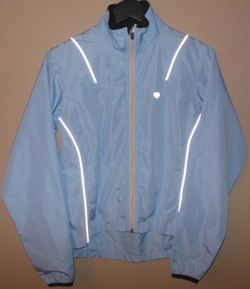 reflective jacket windbreaker womens