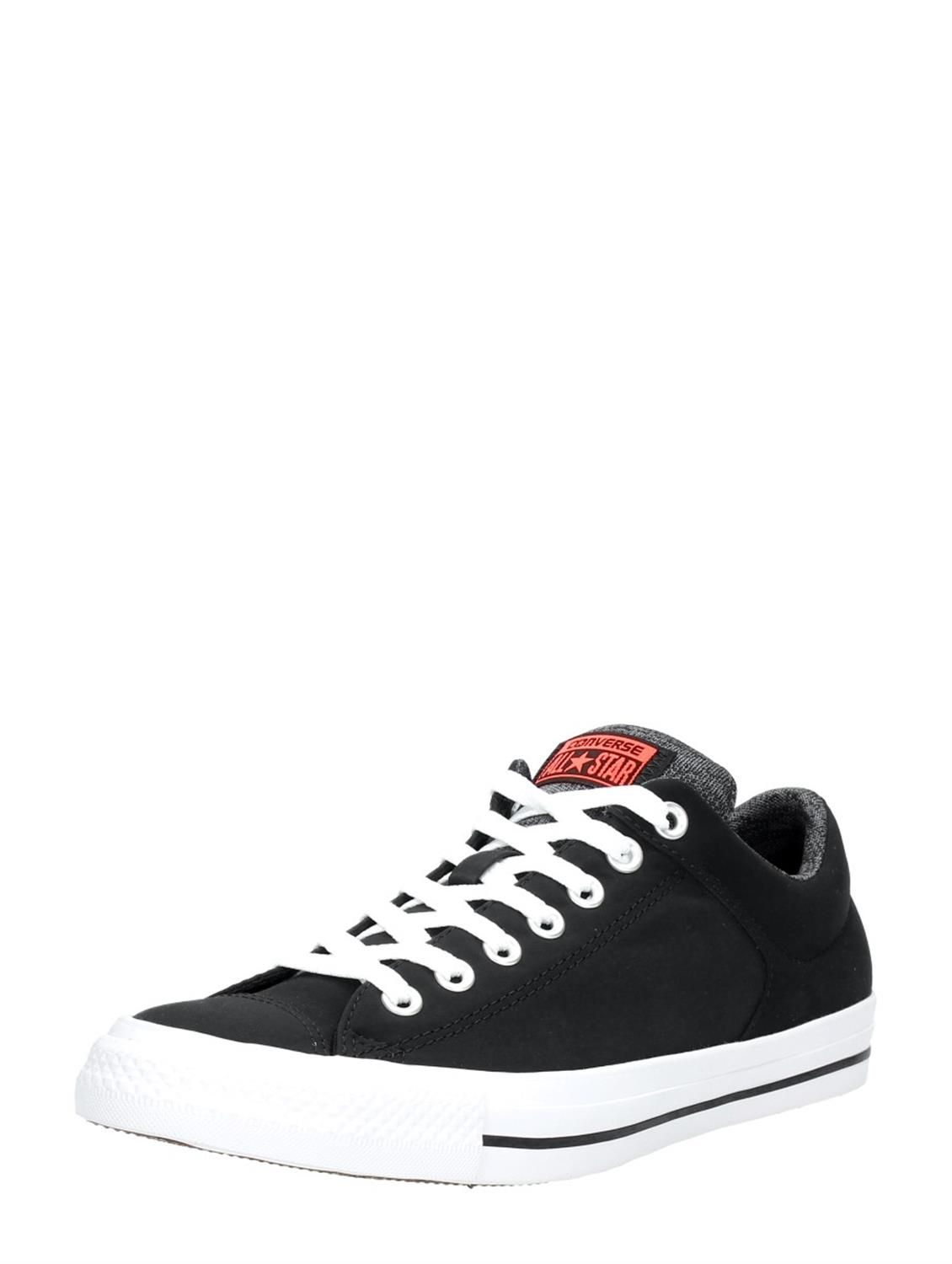 Converse All Star high street laag zwart heren | Converse ...