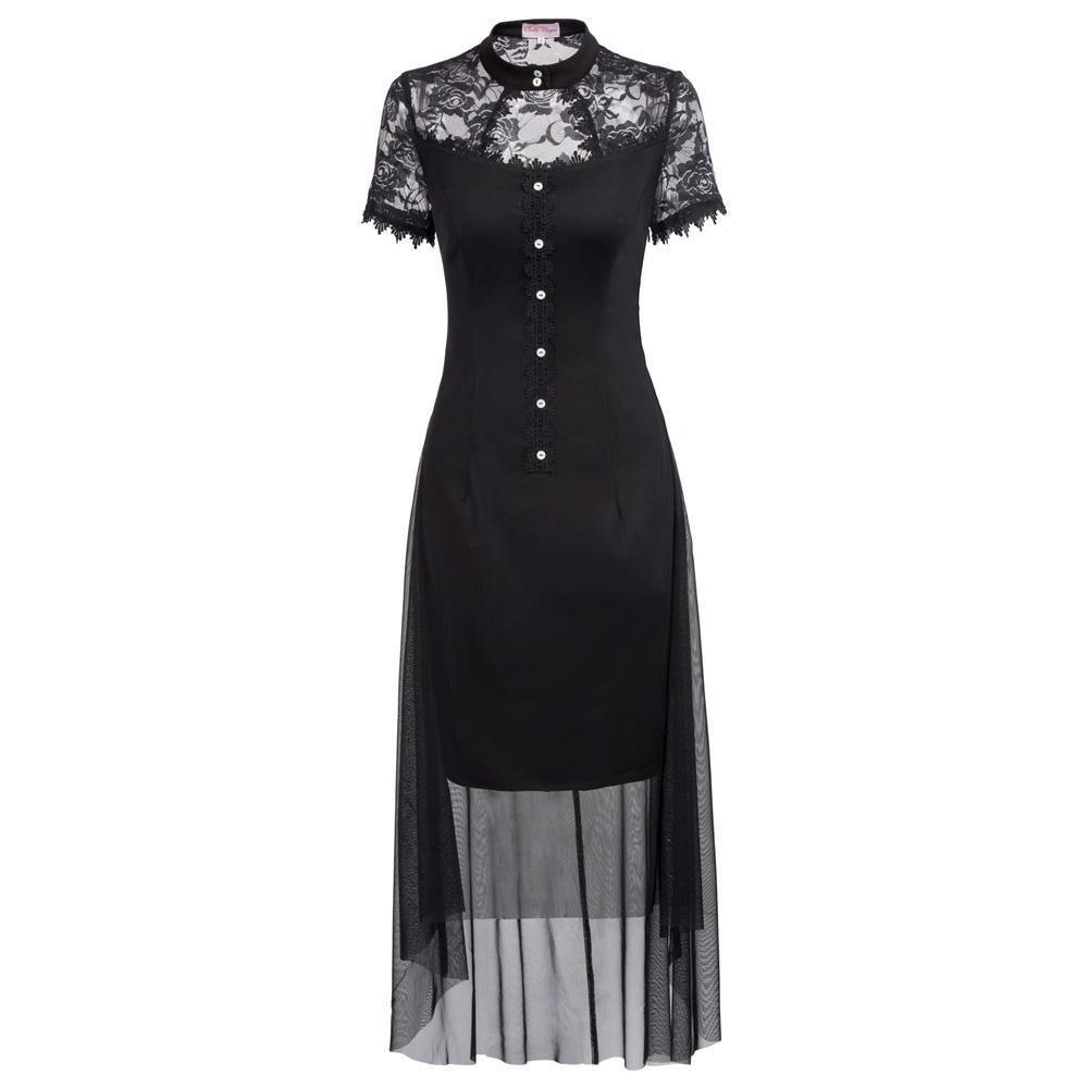Gothic Women S Dress In 2021 Retro Vintage Dresses Womens Dresses Womens Vintage Dresses [ 1000 x 1000 Pixel ]