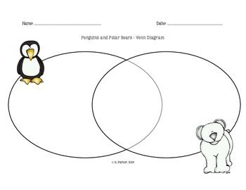 661410547e3af03d6ffd87b289610951 penguins and polar bears venn diagram i heart teaching pinterest
