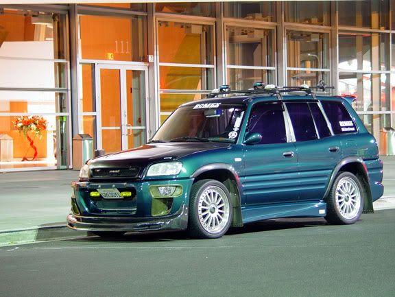 1998 Rav4 Custom >> After Market Bodykits For 97 Rav4 Toyota Rav4 Forums Toyota