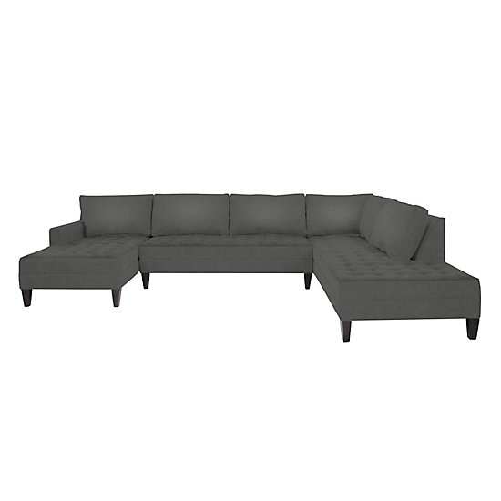 Vapor U Sectional 3 Pc Products In 2019 3 Piece