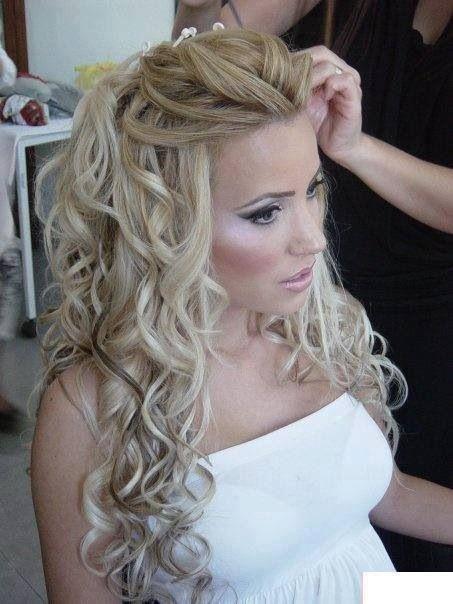 11 Peinados Para Novia De Cabello Largo Peinados Wedding
