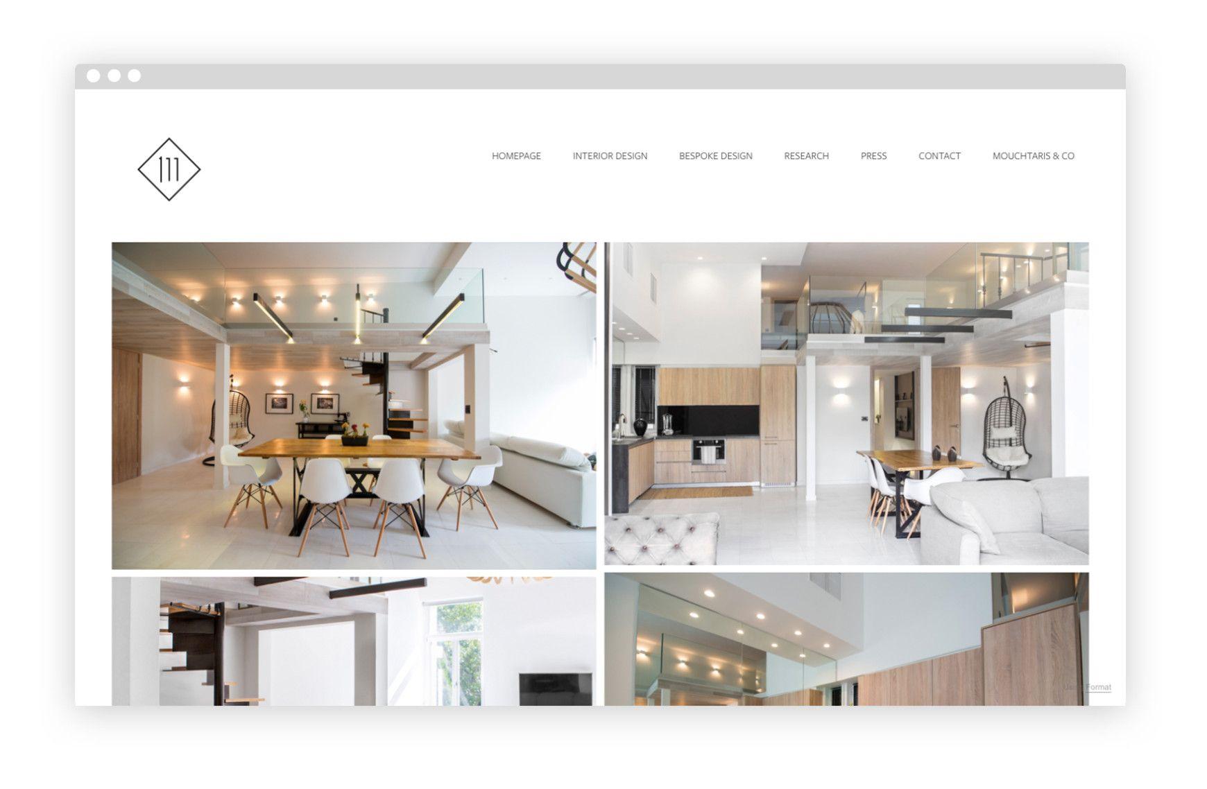 10 Carefully Curated Interior Design Portfolios Examples Interior Design Student Interior Design Website Interior Design Portfolio Examples