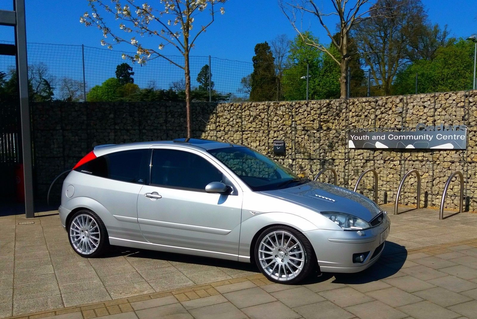 Check Out This Fast Ford Ford Focus St170 2003 Ex Dealer Demo
